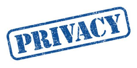 An essay on Privacy: Why giving up your rights in the name